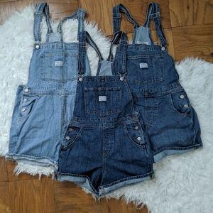 LEVIS overalls bundle